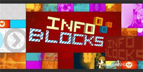INFO Blocks - After Effects Project (Videohive)