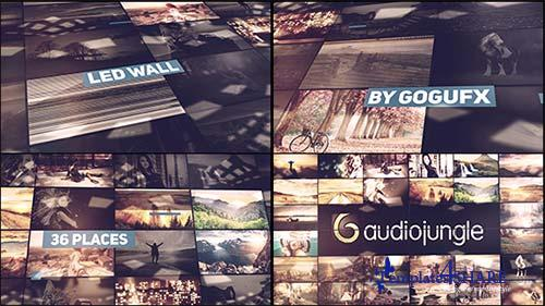 The Led Wall - After Effects Project (Videohive)