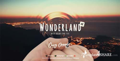 Wonderland | Love Story - After Effects Project (Videohive)