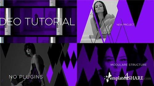 Fashion Broadcast Youtube Package - After Effects Project (Videohive)