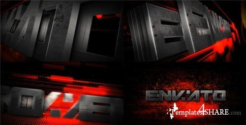 Metal Transform Logo Reveal - After Effects Project (Videohive)