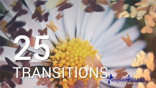 Butterflies Transitions - After Effects Project (Videohive)