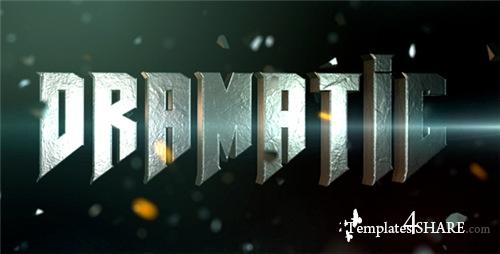 Cinematic Title 2 - After Effects Project (Videohive)