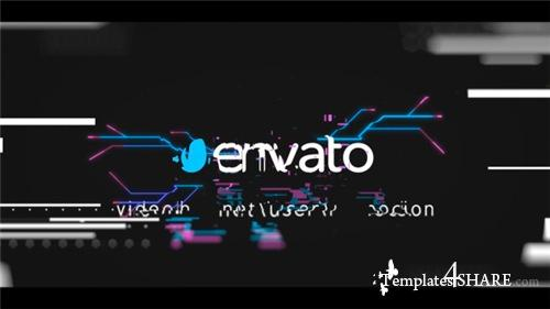 Glitch Logo Reveal - After Effects Project (Videohive)