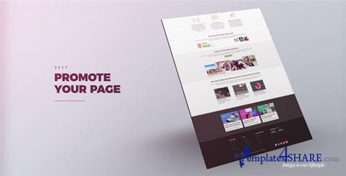 Website Promo - After Effects Project (Videohive)