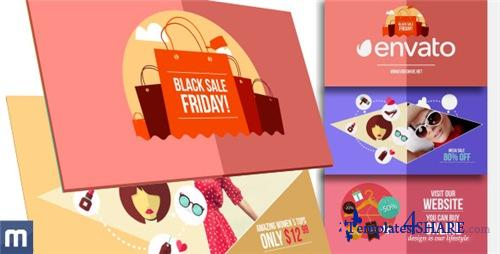 Black Friday Sale - Online Promo - After Effects Project (Videohive)