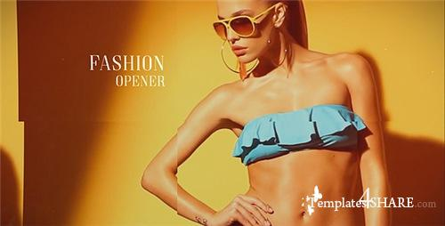 Fashion Opener 20538517 - After Effects Project (Videohive)