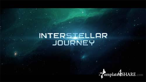 Space Interstellar Titles - After Effects Project (Videohive)