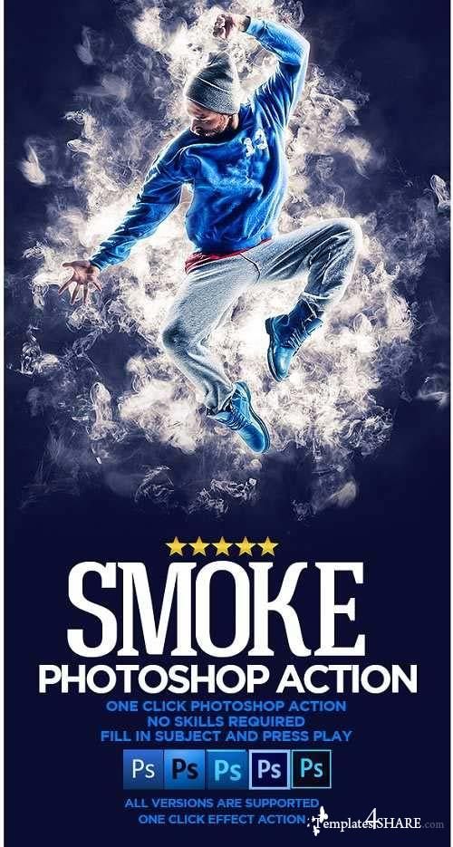 GraphicRiver Smoky Action 20659454