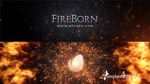 Fireborn Logo - After Effects Project (Videohive)