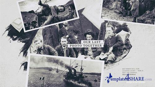 The History - After Effects Project (Videohive)