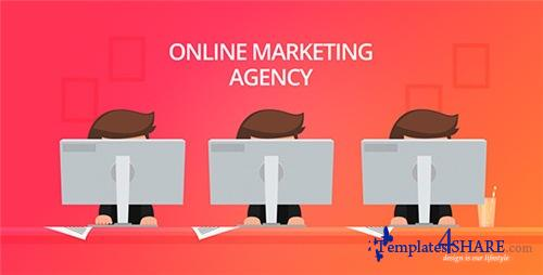 Online Marketing Agency - After Effects Project (Videohive)