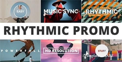 Rhythmic Promo - After Effects Project (Videohive)