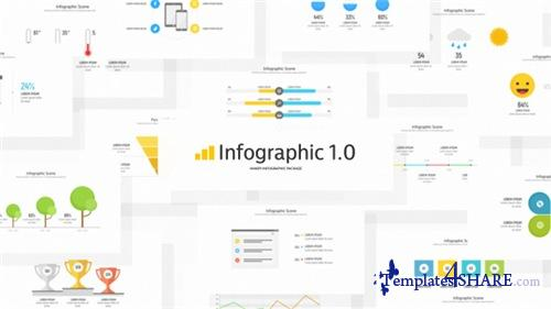 Infographic 1.0 - After Effects Project (Videohive)