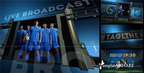 Sports Arena Promo Package - After Effects Project (Videohive)