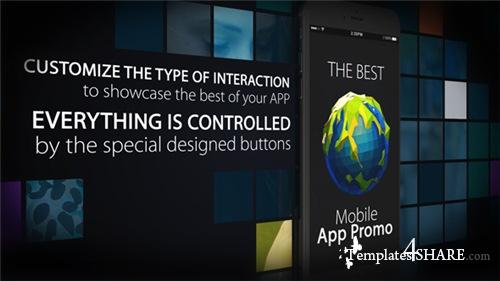 Mobile App Promo 11392198 - After Effects Project (Videohive)