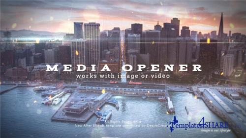 Media Opener - After Effects Project (Videohive)