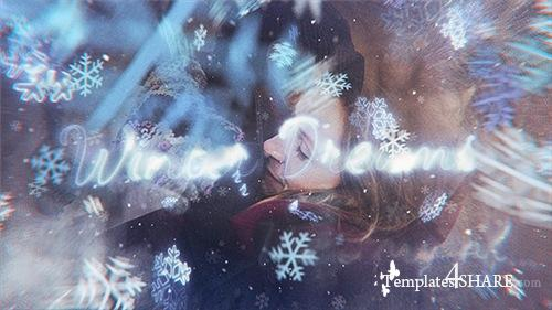 Winter Dreams Slideshow - After Effects Project (Videohive)