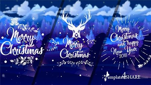 Winter Opener New Project - After Effects Project (Videohive)