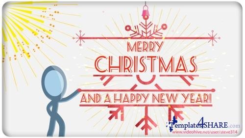 Christmas Wishes 20908956 - After Effects Project (Videohive)