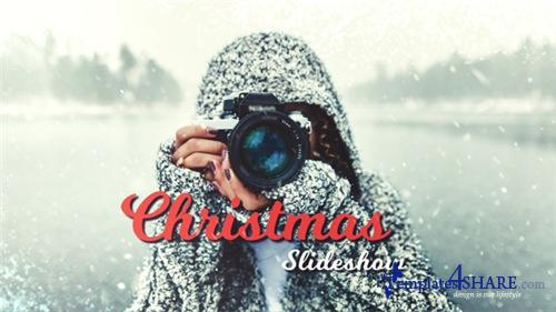 Christmas Slideshow / Winter Opener - After Effects Project (Videohive)