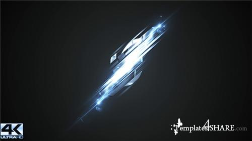 Power Strike Logo - After Effects Project (Videohive)