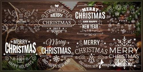Merry Christmas - After Effects Project (Videohive)