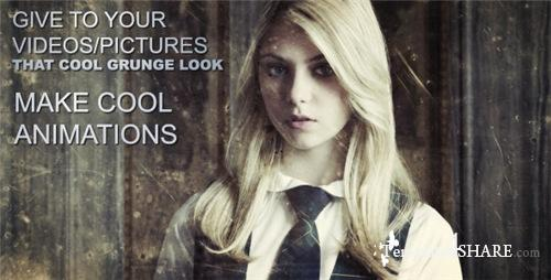 Urban Explorer - Grunge Animations - After Effects Project (Videohive)