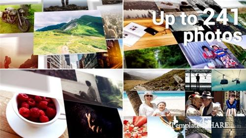Photo Slideshow 3D III - After Effects Project (Videohive)