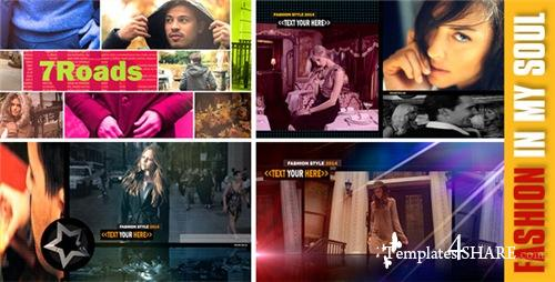 Fashion in My Soul - After Effects Project (Videohive)