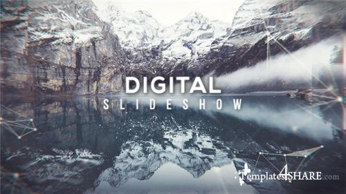 Digital Slides 20816411 - After Effects Project (Videohive)
