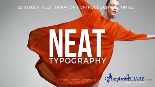 Neat Titles - After Effects Project (Videohive)