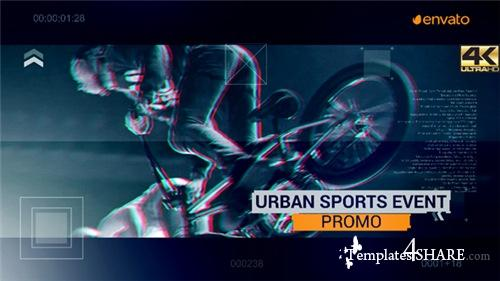 Urban Sport Event Promo - After Effects Project (Videohive)