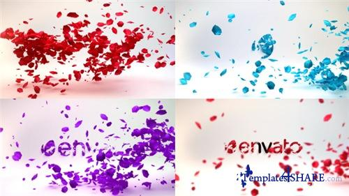 Petals Logo Reveal - After Effects Project (Videohive)