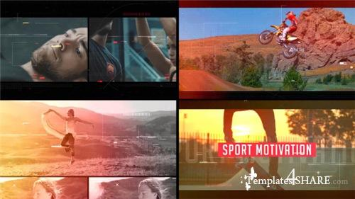 Sport Motivation - After Effects Project (Videohive)