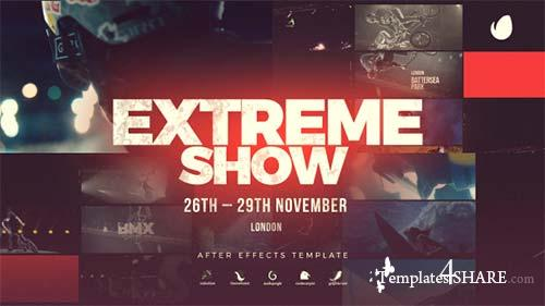 Extreme Show // Sport Event Promo - After Effects Project (Videohive)