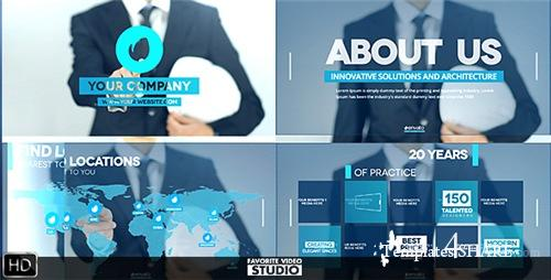 Future of Architecture - After Effects Project (Videohive)