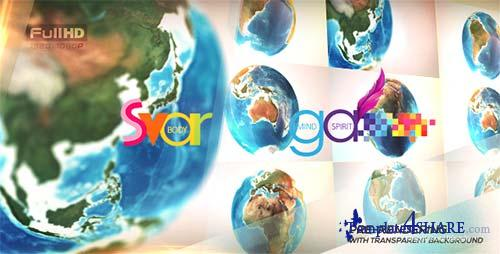 Earth Blue Planet Pack - After Effects Project (Videohive)