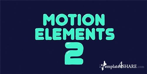 Motion Elements 2 - After Effects Project (Videohive)