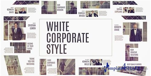 Corporate White - After Effects Project (Videohive)