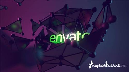Rotating Platonic Form - After Effects Project (Videohive)