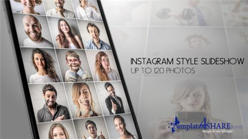 Instagram Slideshow - After Effects Project (Videohive)