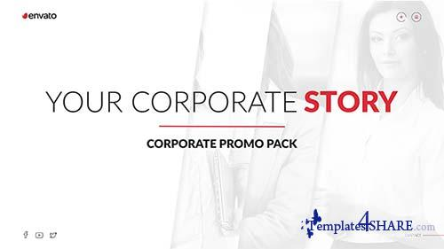 Corporate Promo Pack - After Effects Project (Videohive)