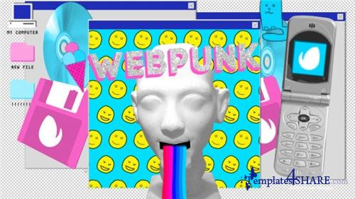 WebPunk - After Effects Project (Videohive)
