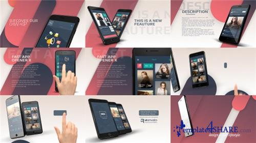 Fast App Promo - After Effects Project (Videohive)
