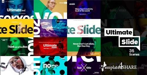 Ultimate Slide 1 | Slideshow Package - After Effects Project (Videohive)