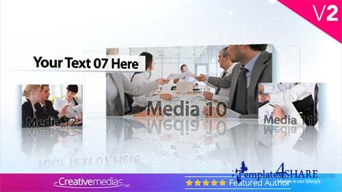 Corporate Boxes Presentation - After Effects Project (Videohive)