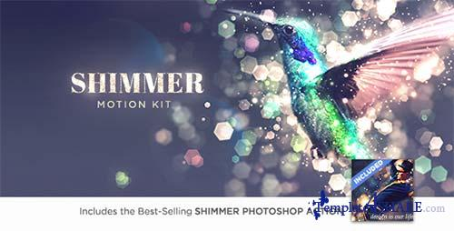 Shimmer Motion Kit - After Effects Project (Videohive)
