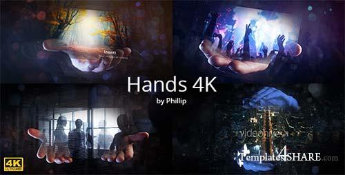 Hands 4K - After Effects Project (Videohive)