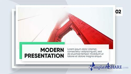 Modern Promo - Clean Corporate - After Effects Project (Videohive)